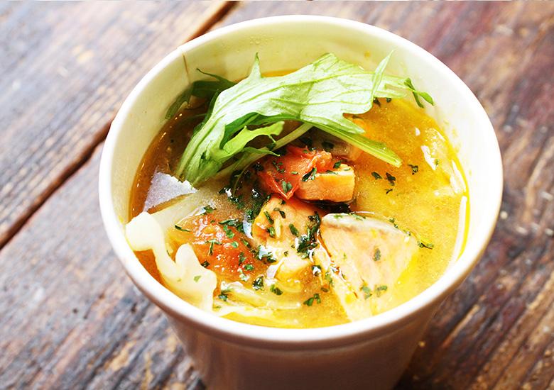 鍋スープ~ブイヤベース風~