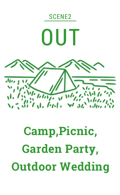 Camp,Picnic, Garden Party, Outdoor Wedding