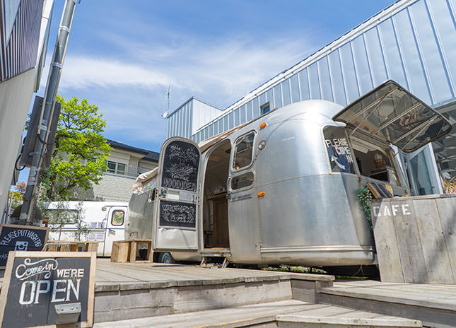 The AIRSTREAM GARGEN