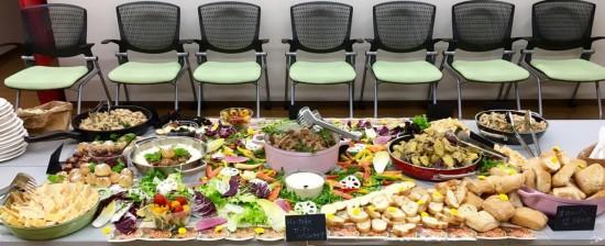 テーブル全体