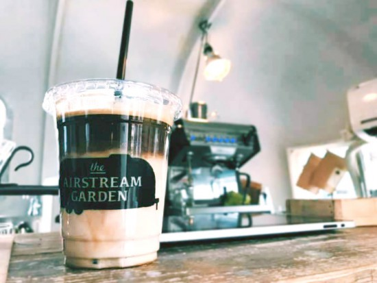 ASO MILKのカフェラテ