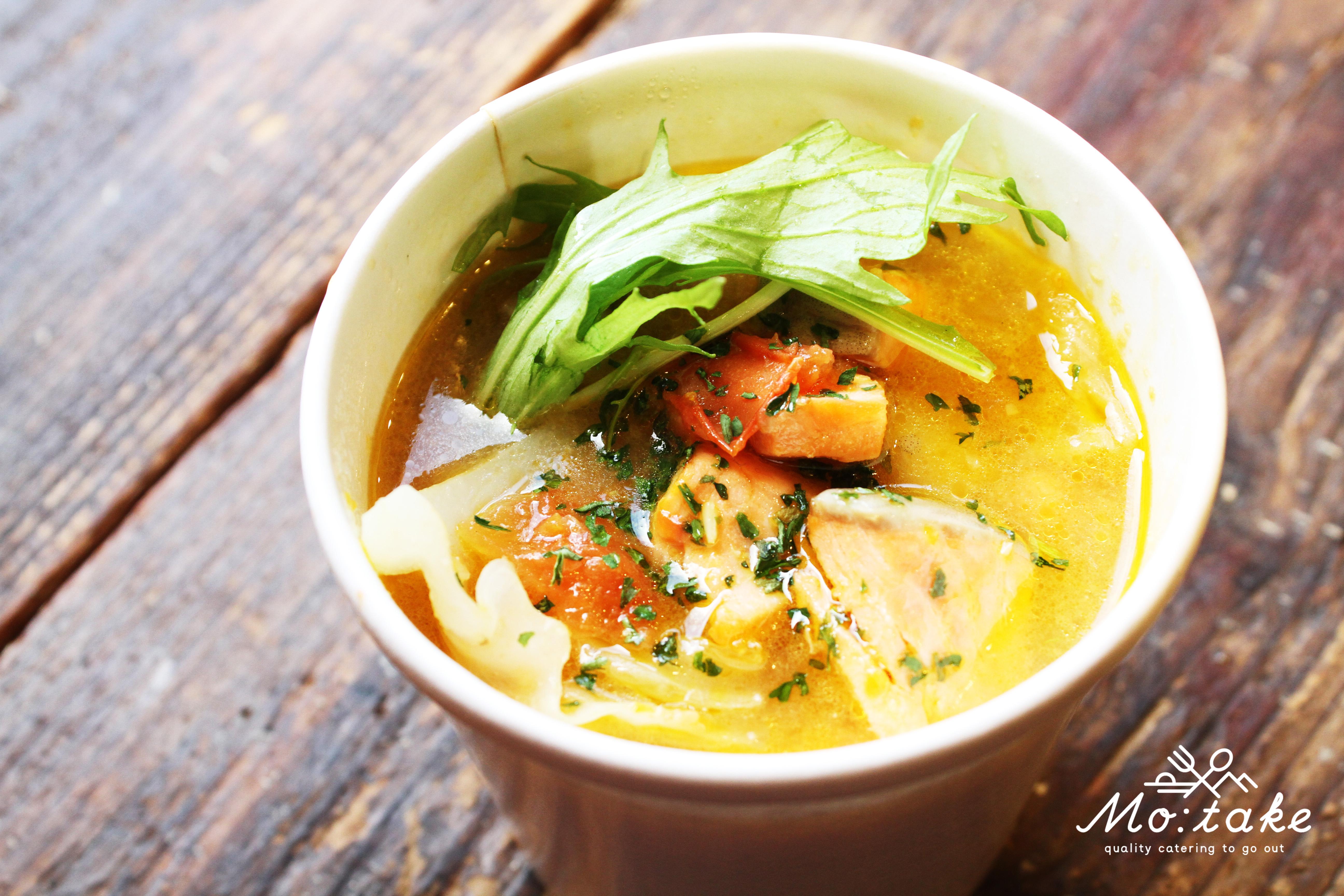 FISHERMAN JAPAN × Mo:take 特製鍋 ~ブイヤベース風~鍋スープ