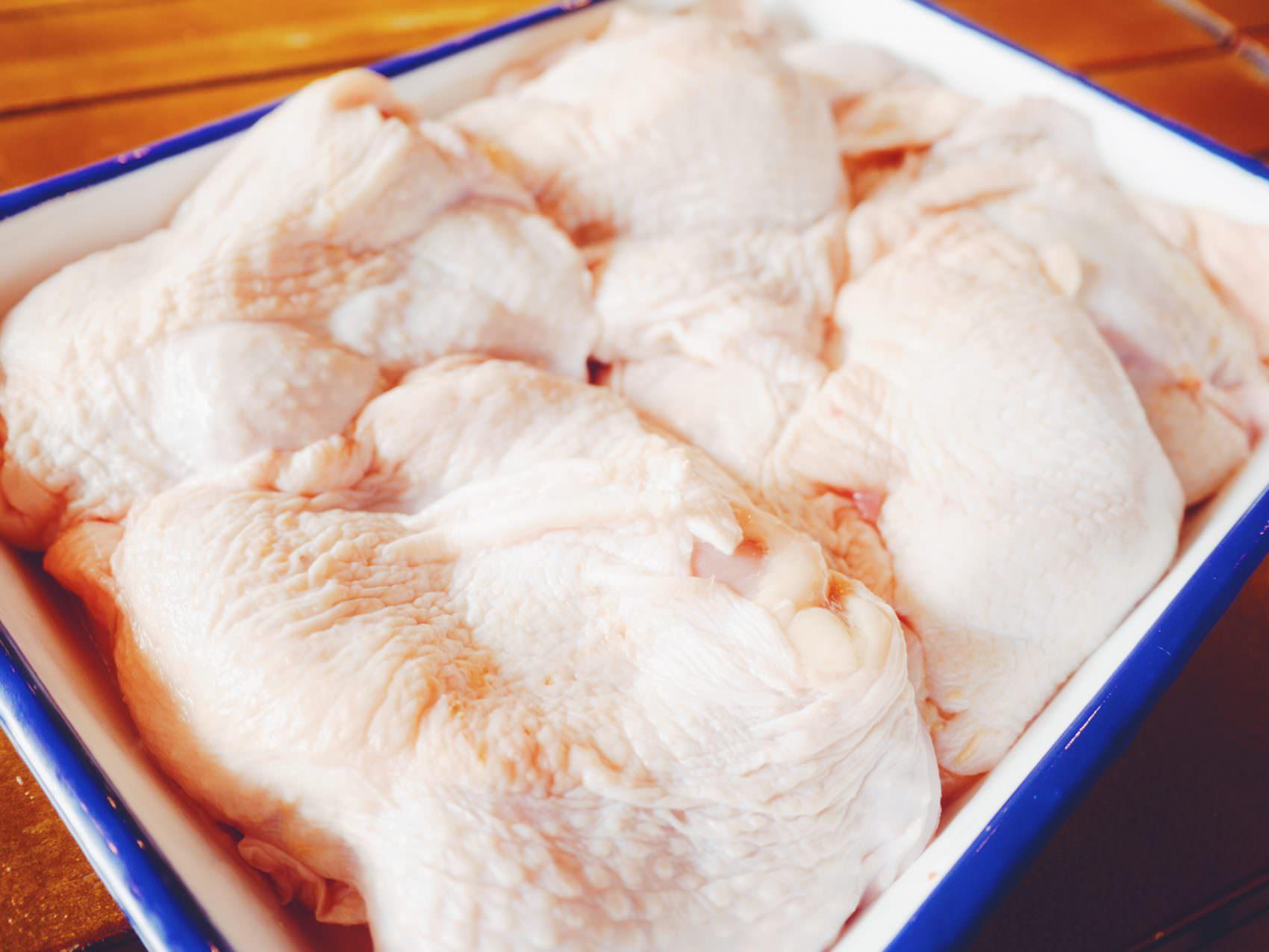 今回使用する鶏肉