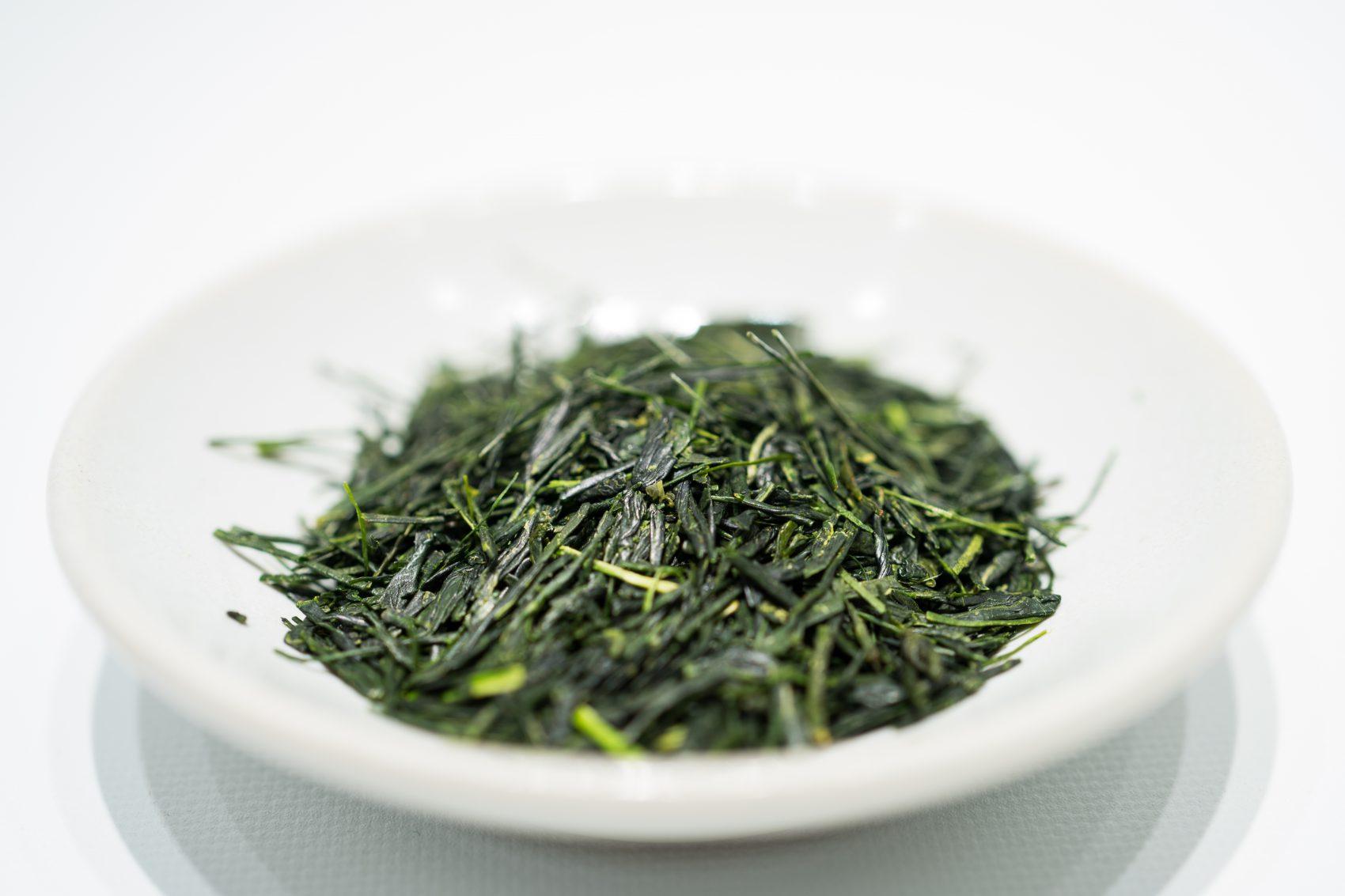 日本茶の茶葉