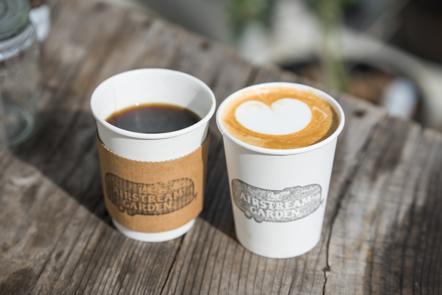 コーヒーとのペアリング